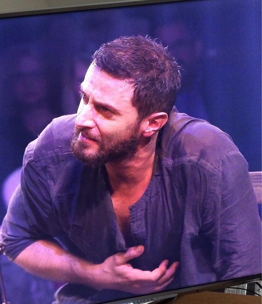 Let You Think On It Thecrucibleonscreen 9 A Privilege To Watch Rcarmitage As We Work On Digitaltheatre Edit Richard Armitage Richard Actors