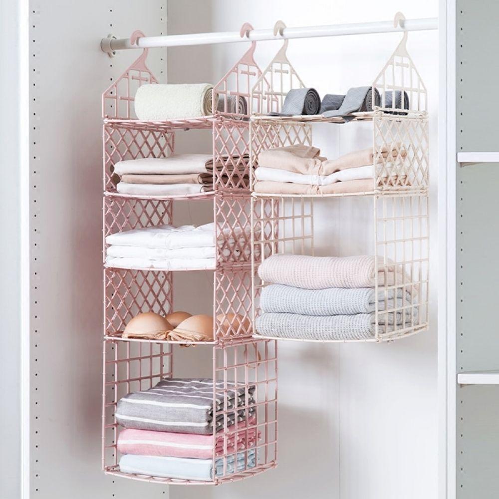 Bedroom Wardrobe Organizer - Underwear Storage Rack | Home Snugs