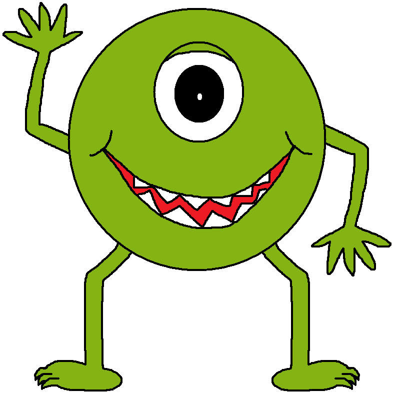 Monster Clipart For Kids - Baby Monster Clipart Transparent Background  Transparent PNG - 1800x1800 - Free Download on NicePNG