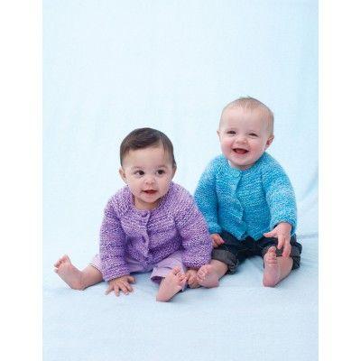 Top Down Cardigan B Ltot Yarnspirations Pattern Baby Boy