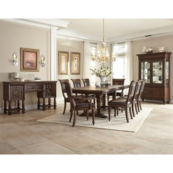 Palencia 9 piece Dining Set furniture Pinterest