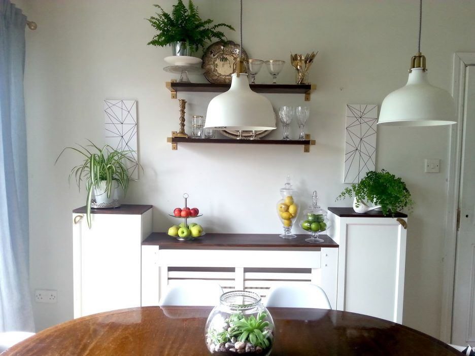 Ikea Using Kitchen Cabinet In The Dining Room   Google Search