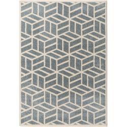 Photo of benuta Kids short pile carpet Justin light blue 200×290 cm – Modern carpet for living roombenuta.de