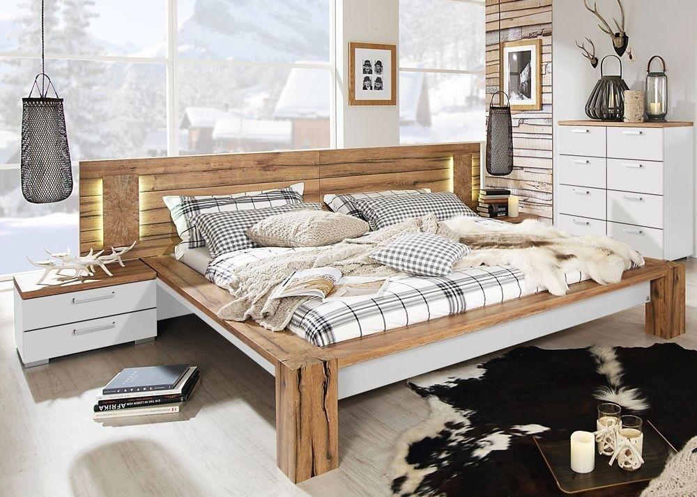 Bettanlage Davos Wildeiche Alpinweiß 8320 Buy now at s