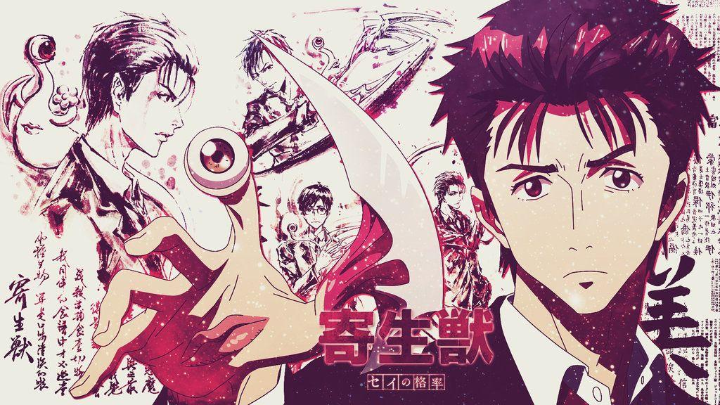 Parasyte By Dinocojv On Deviantart Parasyte The Maxim I Love Anime Me Me Me