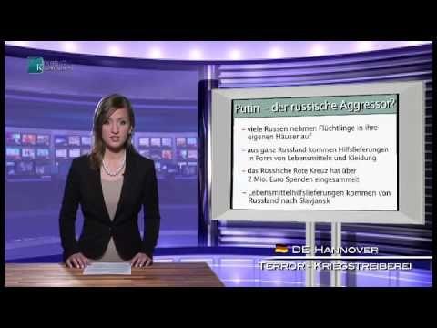 Medienkommentar: Putin - der russische Aggressor? Teil 1 | 07. Juni 2014...