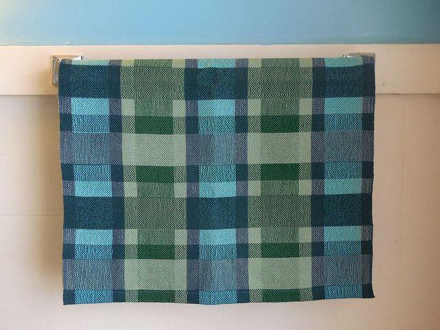 Turned Taquete Dishtowel | Flickr - Photo Sharing!