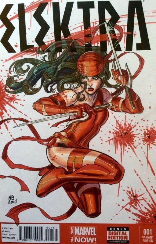 Elektra Comic Art Marvel Elektra Marvel Comic Character Marvel Knights
