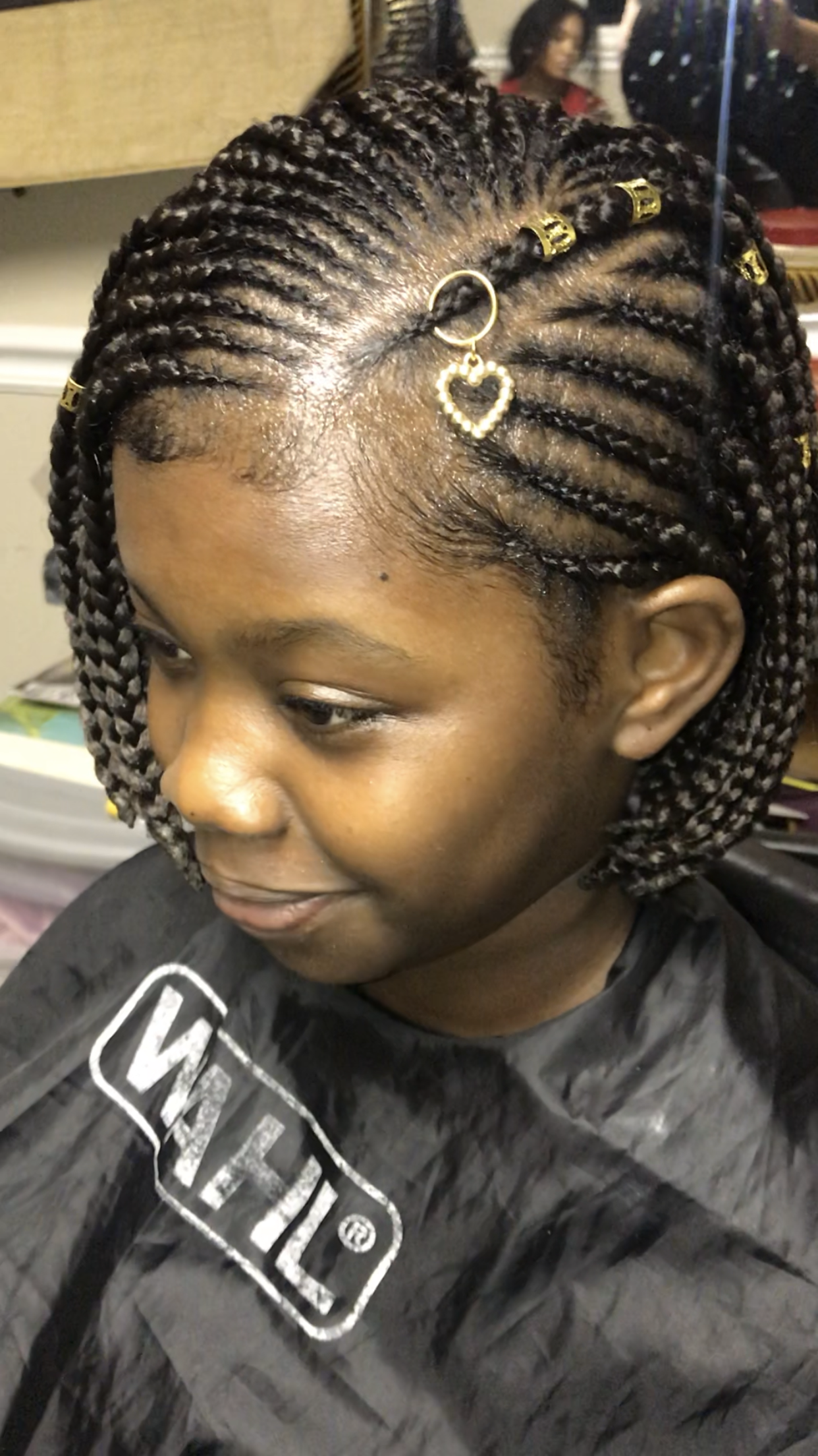 braidedbob #kidhairstyles | hair | braid styles for girls
