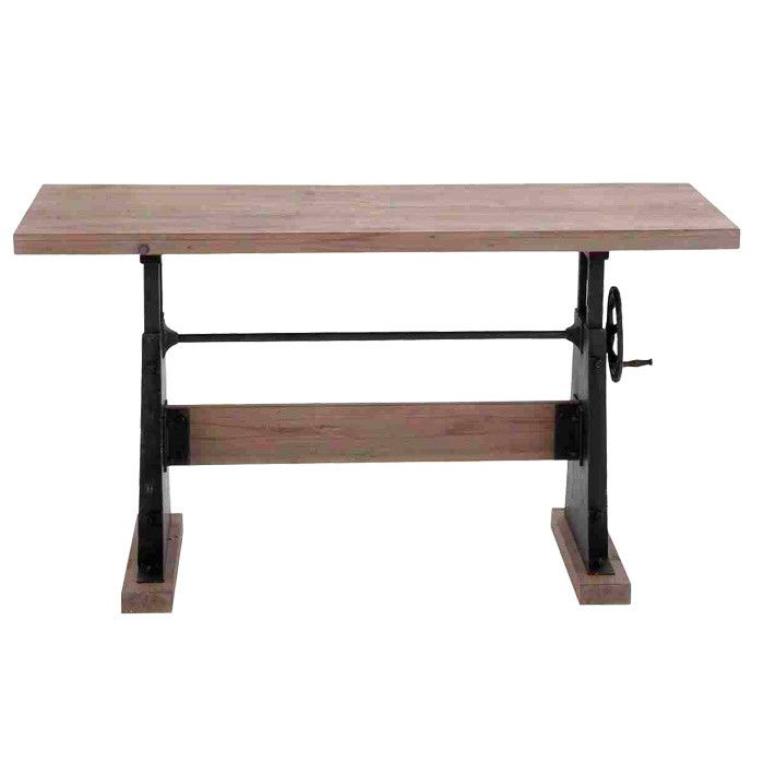 Young House Love Sofa Console: LOVE Crank Tables- Middleton Console Table $289.95