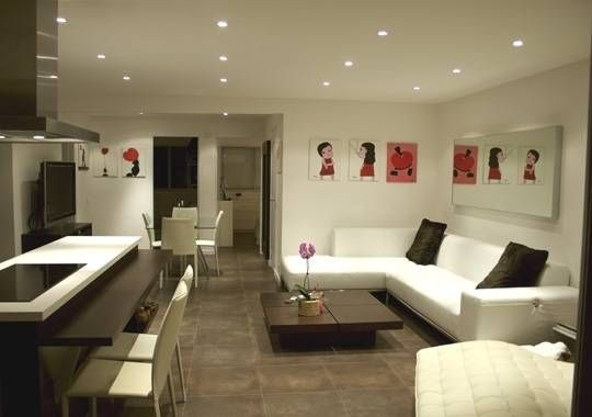 Home design - Intérieur - La Maison Borrelly - #homedesign #salon ...