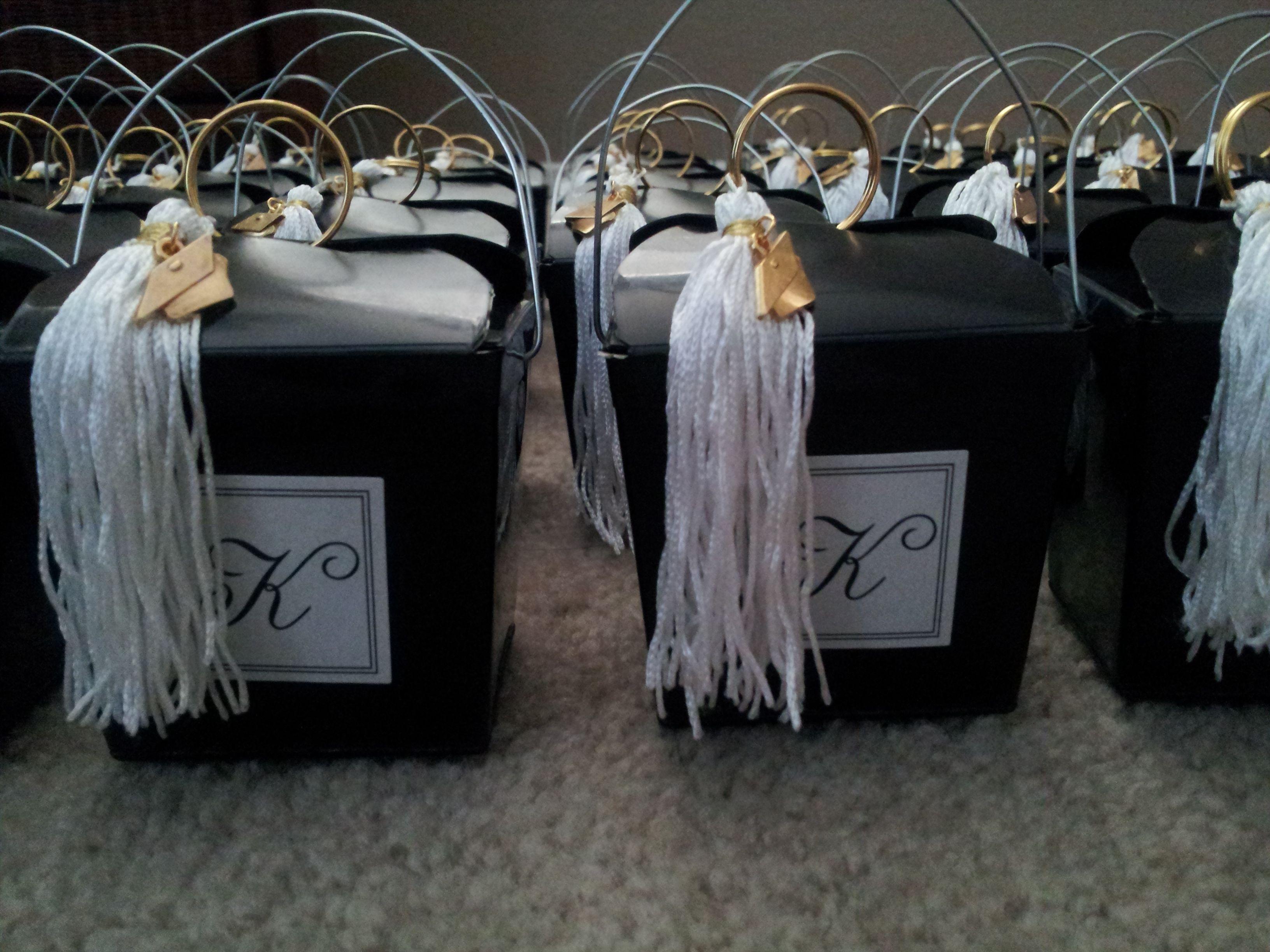 Best 25 grad party favors ideas on pinterest graduation for 2015 graduation decoration ideas