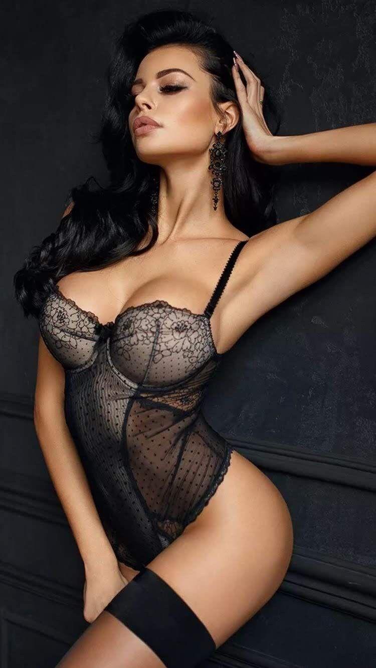 Hot stockings babe – HotPins Lingerie Babes stockings lingerie