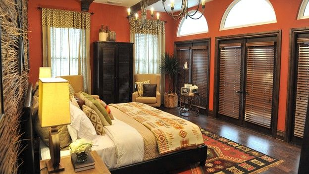 Love this!!!!!!!! Create A Cozy Feel For Master Bedroom:Wonderfull Traditional Dark Master Bedroom Download Photo Of Master Bedroom