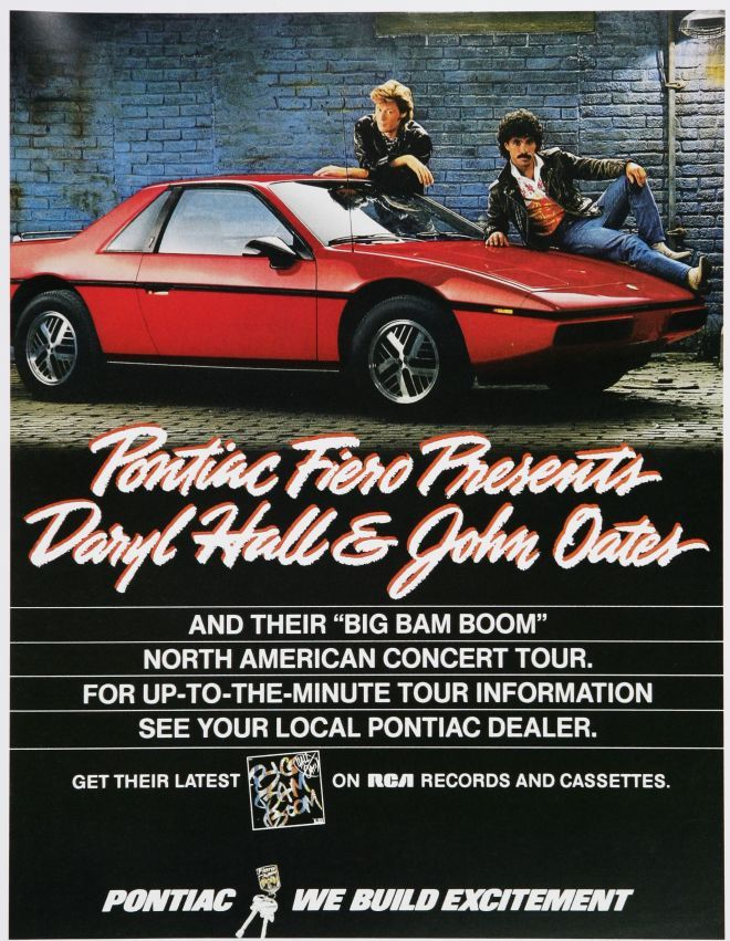 Wow If Only They Had A Crystal Ball To See How Funny This Is Thirty Years Later Pontiac Fiero Pontiac Vintage Ads