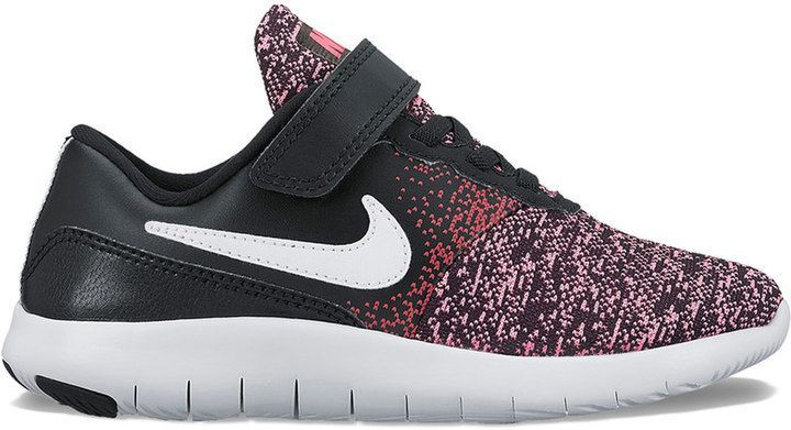 a94fbd2a2853 Nike Flex Contact Preschool Girls  Sneakers