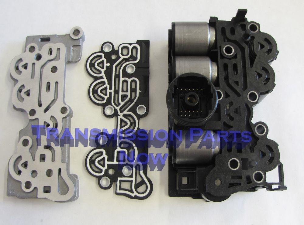5r55s 5r55w Ford Transmission Solenoid Block Pack Explorer Mercury Reman R46420b Ford Transmissions Transmission Ford