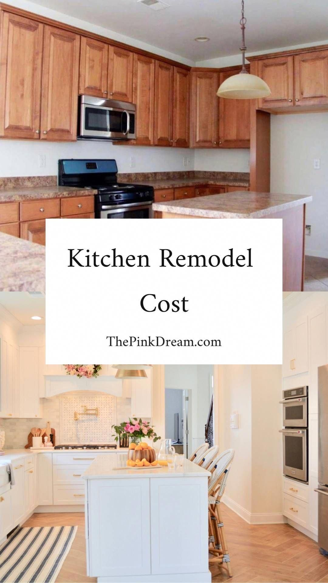 Must Have Home Renovation Examples In 2020 Kitchen Renovation Cost Kitchen Remodel Small Kitchen Renovation