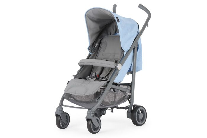 Cool Blue (EM518), available in silver silver chassis