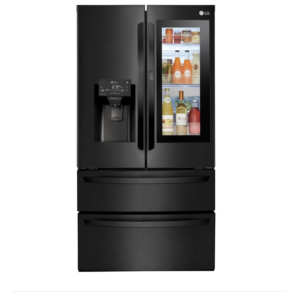 Lg Electronics 2 French Door Refrigerator French Doors Stainless Steel Cabinets