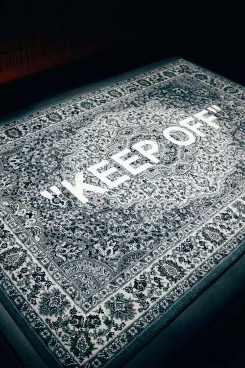 Keep Off Teppich Ikea Verlost Kaufoption Glamour Germany