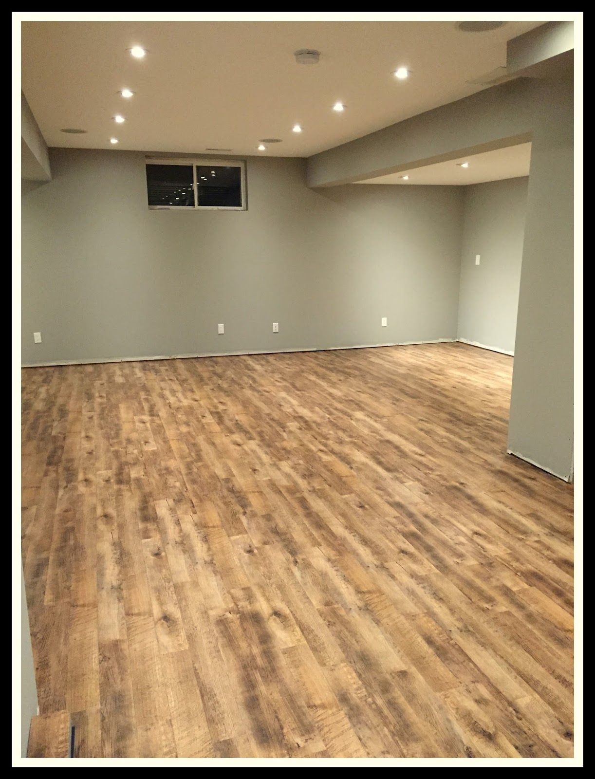 Our Basement Renovation Part Four Flooring With Images