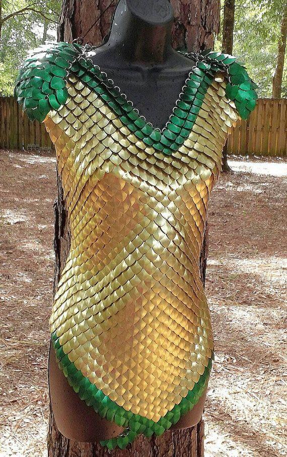 bada505f2f30f Handmade chain mail elf shirt | Chain Mail Ideas | Chain mail, Elf ...