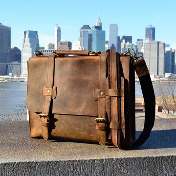 The Lonesome Traveler Bag now featured on Fab.