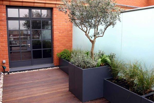 Dachterrasse Pflanzen Pesquisa Google Lanscaping Pots