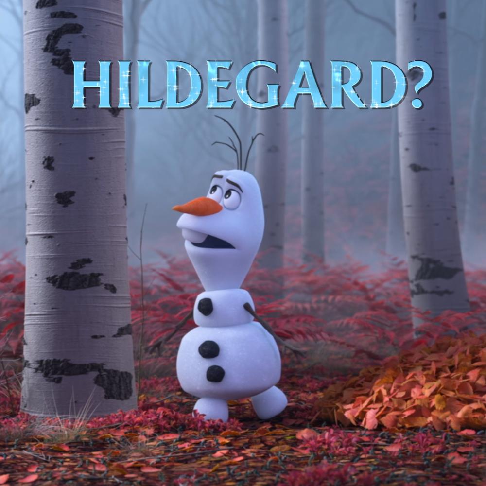 Eiskönigin 2 Hildegard