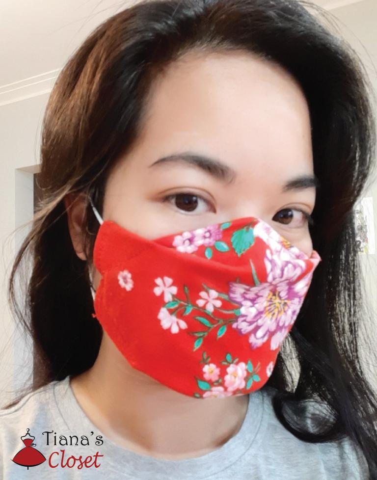 No Sew Face Mask By Jennifer Maker In 2020 Easy Face Mask Diy Diy Sewing Pattern Diy Face Mask