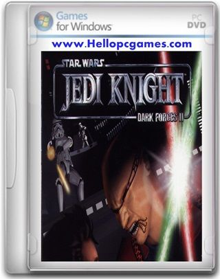 Star Wars Jedi Knight Dark Forces Ii Pc Game File Size 607 Mb