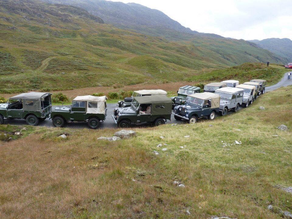 Series 1 day out Hardknott Pass? (With images) Land