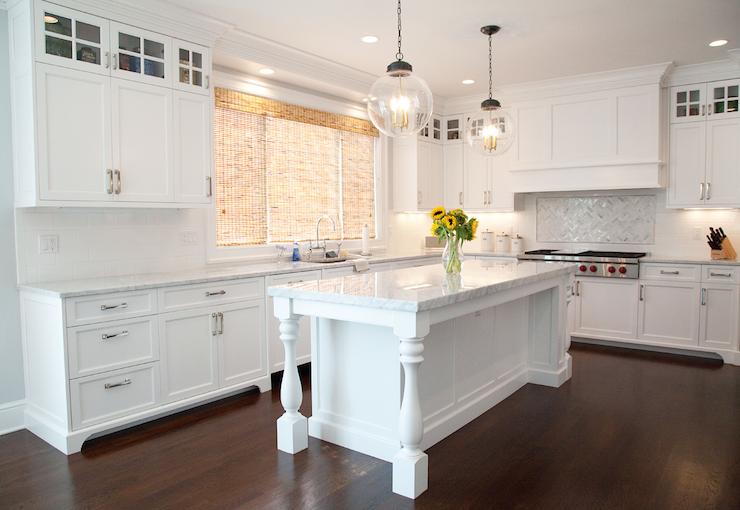 8 Foot Ceiling Kitchen Remodel Kitchen Cabinets Height White Shaker Kitchen Gorgeous White Kitchen