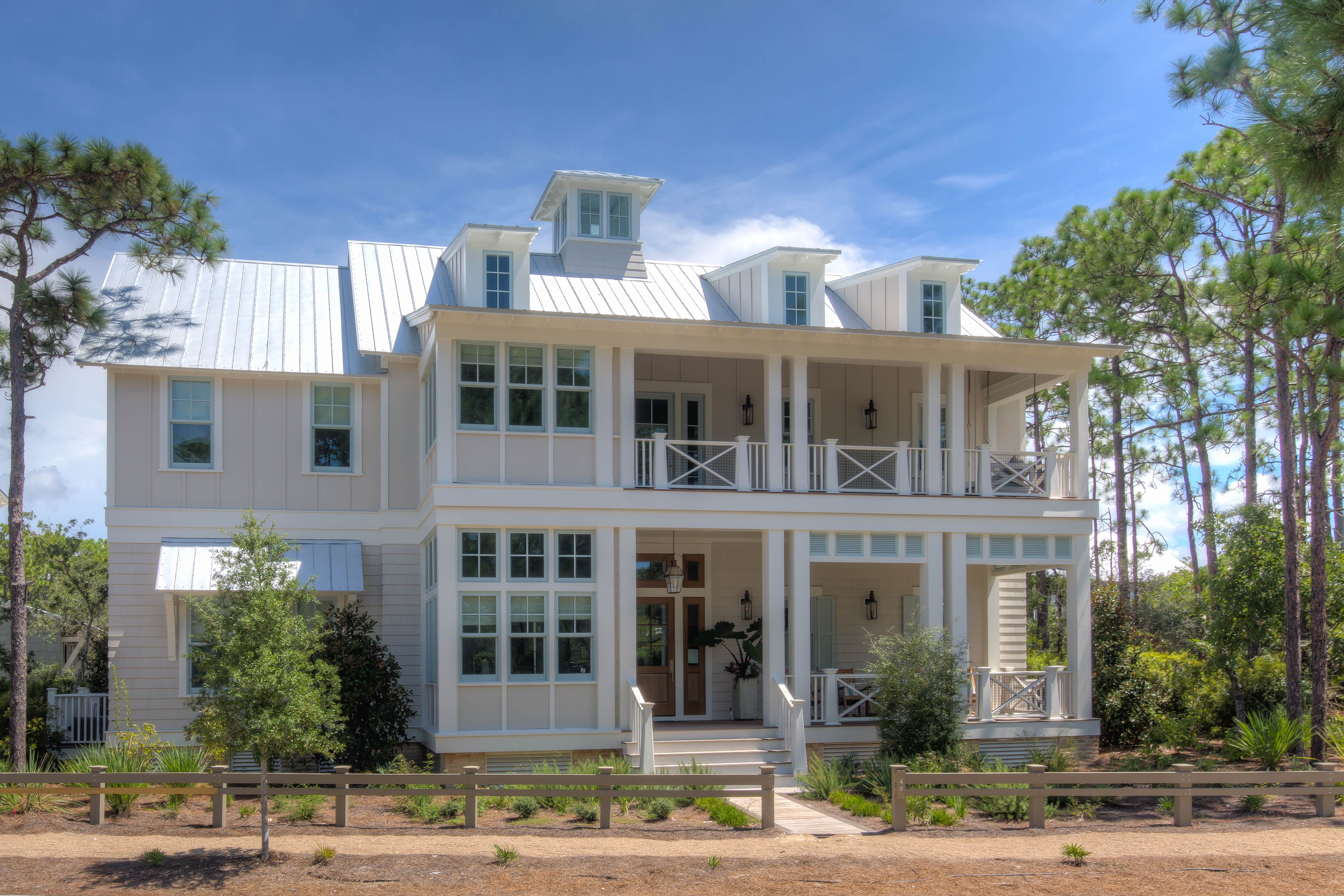 Alex And Cynthia Rice Custom Home Builders And Design Team Along