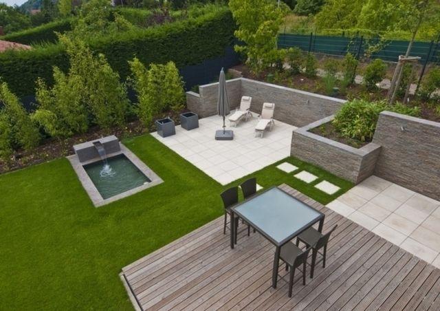 Brunnen Garten Modern.1000 Bilder Zu Garten Brunnen Auf Pinterest Wasserspiele