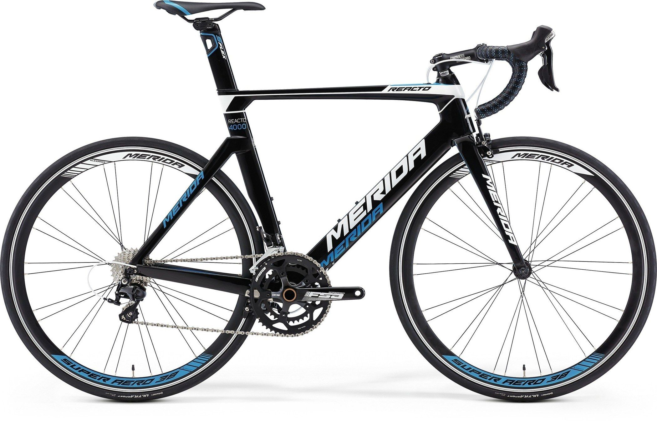 Reacto 4000 - Road & Fitness - Race - Merida Bikes International ...