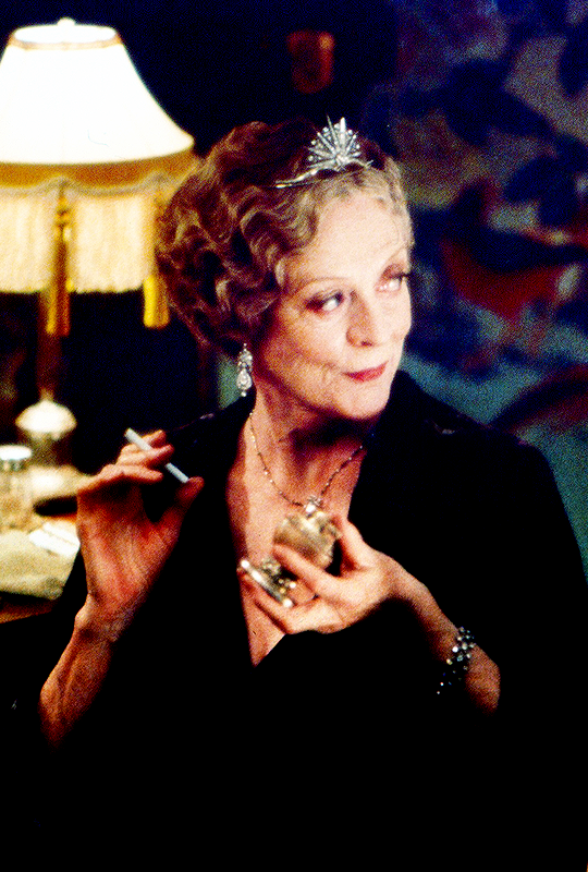Insight into Entertainment: February 2012  |Gosford Park Costumes
