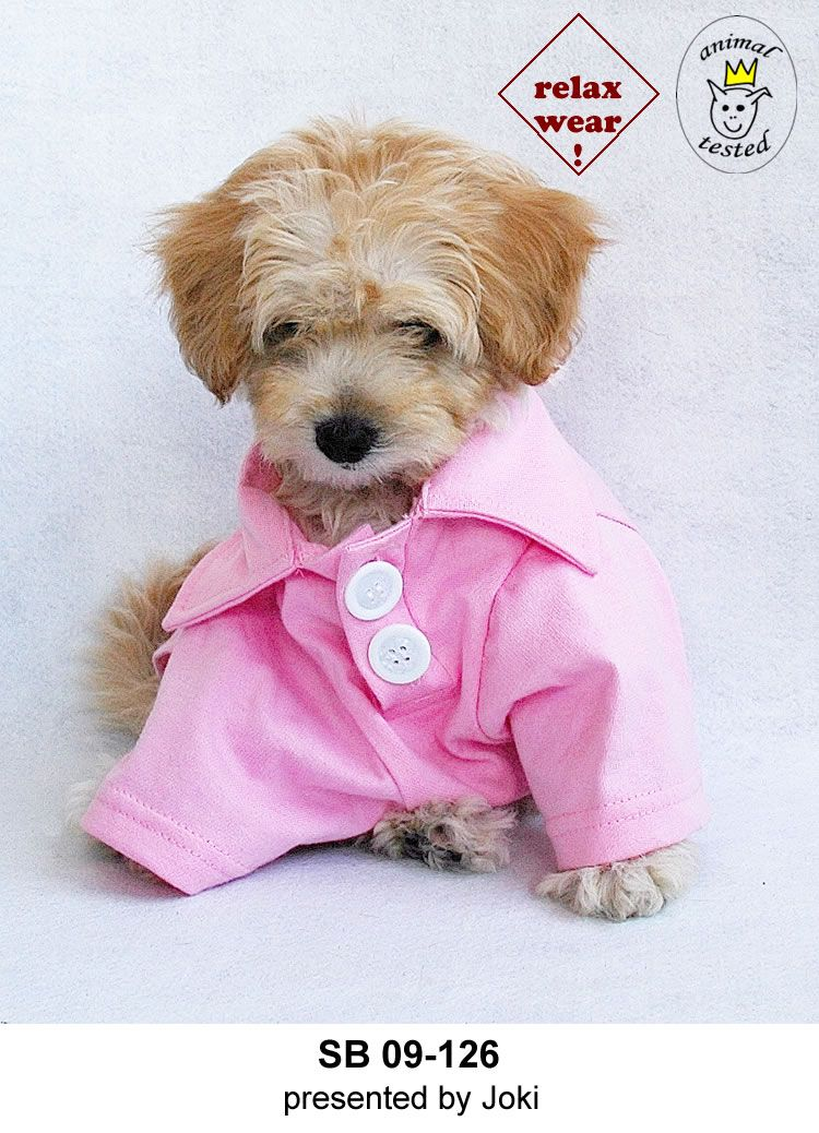With Big Passion And Love We Create Dog Clothes In Every Size And
