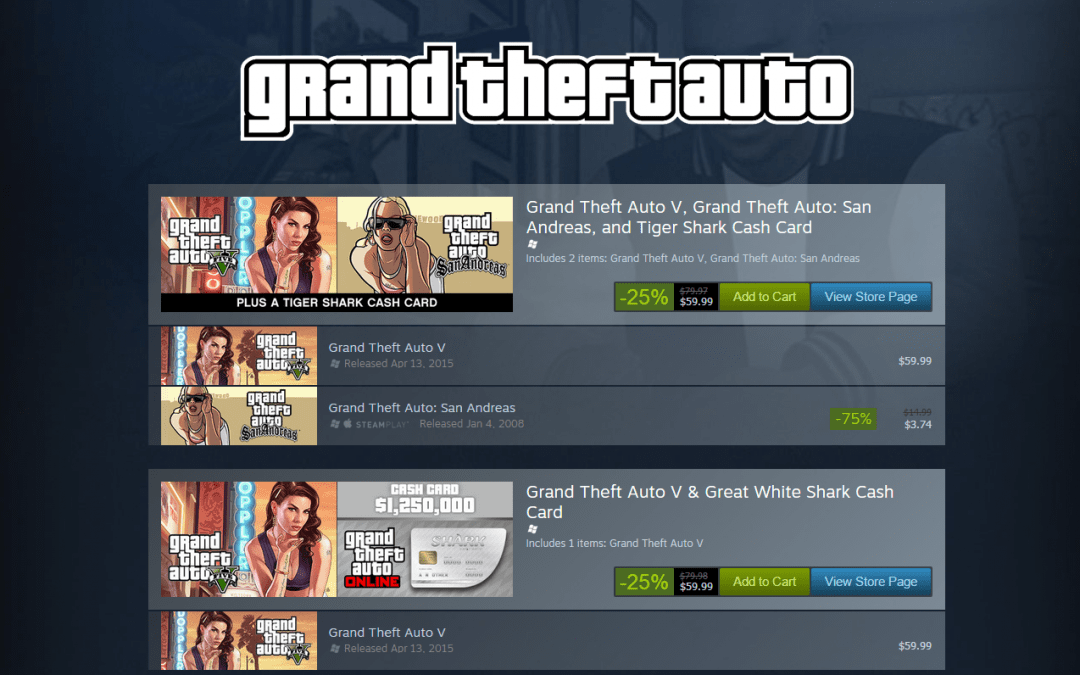 The next GTA game may not get a physical release at all  | السلام