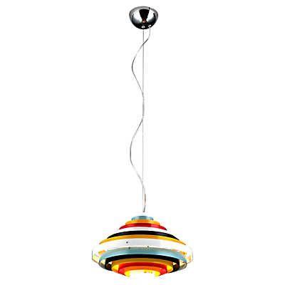 Onyx Round Lighting Pendant by Bromi Design