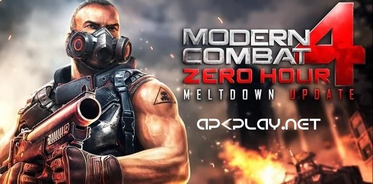 Modern Combat 4 Zero Hour V1 1 7 Mod Apk Data Normal Mod Money Download Games Marketing Downloads Combat