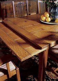 2 Draw Top Table The Stickley Draw Top Table Model 89 789 Has