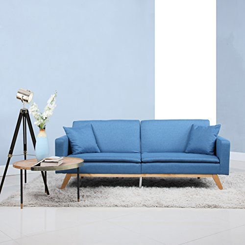 Modern Tufted Linen Splitback Recliner Sleeper Futon Sofa... https://www.amazon.com/dp/B01MS4EBZL/ref=cm_sw_r_pi_awdb_x_0qGHybWFSVRRK