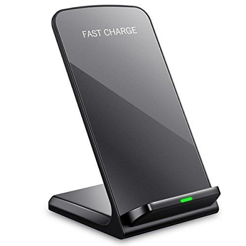 Turbot Iphone X Wireless Charger Fast Wireless Charger Stand Pad For Samsung Galaxy Note 8 S8 S8 Plus S7 S7 Edge Note 5 S Wireless Charger Wireless Charging Pad