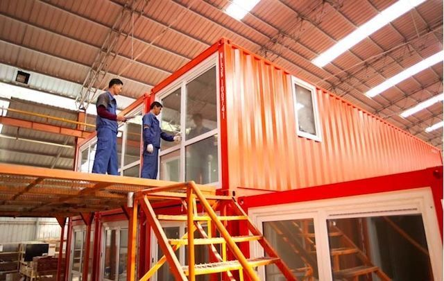 Vivendas modulares vivienda en contenedores maritimos - Vivienda contenedor maritimo ...