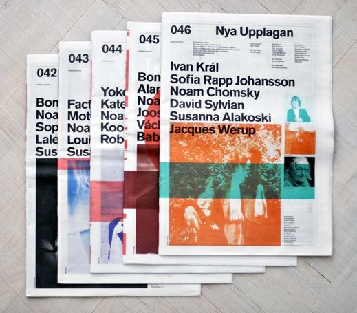 type layered with image and color | infographics