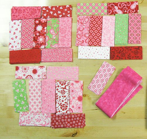I've tried twice, with limited success, to make these fun, colorful hotpads. I thought they'd make great gifts, especially considering pink...