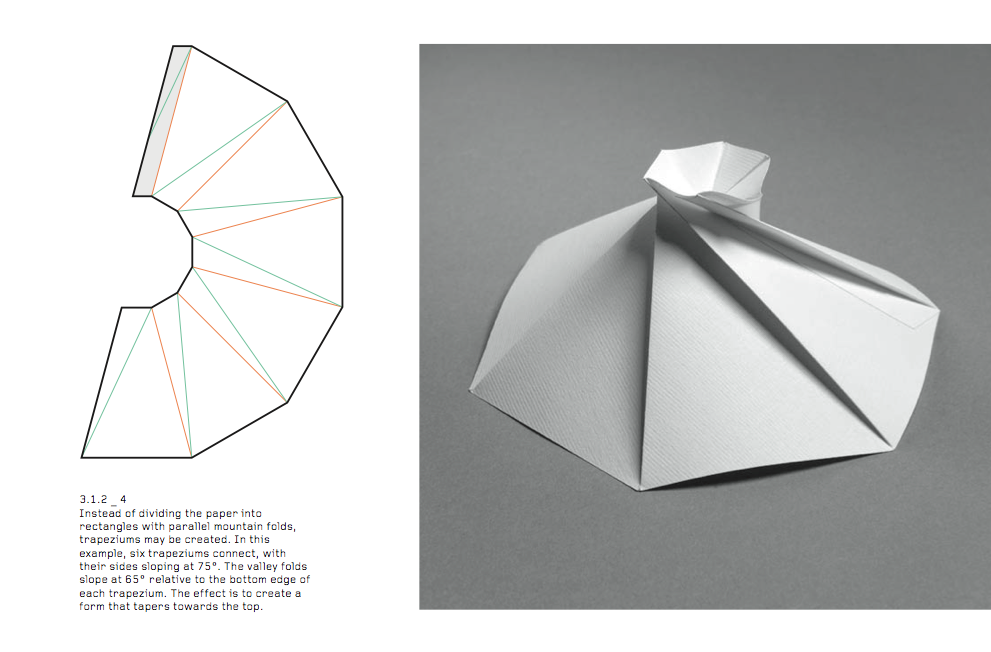 "Photo of Paul Jackson – ""Folding techniques for designers from sheet to form"" – spiral pl…"
