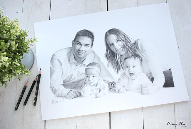 Resultado de imagen para El retrato familiar
